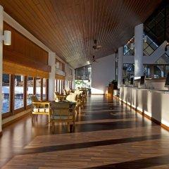 Отель Le Meridien Phuket Beach Resort интерьер отеля