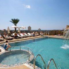 Отель Marieta Palace Несебр бассейн фото 2