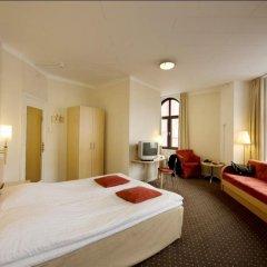 Отель Zleep Hotel Copenhagen City Дания, Копенгаген - 2 отзыва об отеле, цены и фото номеров - забронировать отель Zleep Hotel Copenhagen City онлайн комната для гостей фото 3