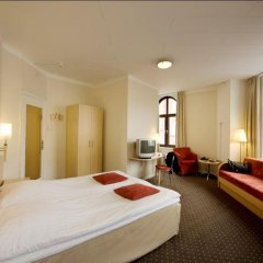 Отель Zleep City Копенгаген комната для гостей фото 3