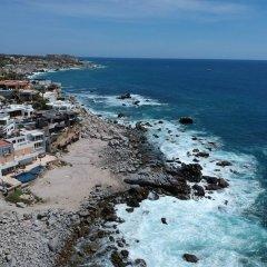 Отель Departamento Marazul Мексика, Кабо-Сан-Лукас - отзывы, цены и фото номеров - забронировать отель Departamento Marazul онлайн пляж фото 2