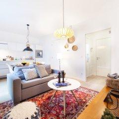 Апартаменты Sweet Inn Apartments Etterbeek Брюссель комната для гостей фото 4