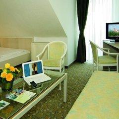 Hotel Fallersleber Spieker комната для гостей фото 3