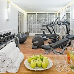 Отель H10 Duque de Loulé фитнесс-зал фото 2