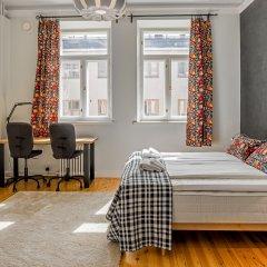 Отель Experience Living Urban Apartments Финляндия, Хельсинки - 4 отзыва об отеле, цены и фото номеров - забронировать отель Experience Living Urban Apartments онлайн комната для гостей фото 3