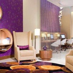 Отель Novotel Suites Mall of the Emirates интерьер отеля