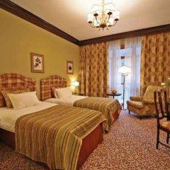Гранд Отель Поляна Виллы комната для гостей