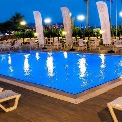 Süzer Resort Hotel Турция, Силифке - отзывы, цены и фото номеров - забронировать отель Süzer Resort Hotel онлайн бассейн фото 3