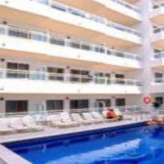 Отель Ok Hotel Beach Испания, Ивиса - отзывы, цены и фото номеров - забронировать отель Ok Hotel Beach онлайн бассейн