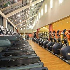Отель New York Hilton Midtown США, Нью-Йорк - отзывы, цены и фото номеров - забронировать отель New York Hilton Midtown онлайн фитнесс-зал