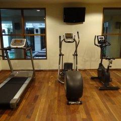 Ubud Village Hotel фитнесс-зал