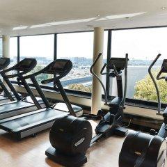 Steigenberger Airport Hotel фитнесс-зал фото 3