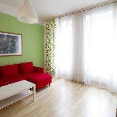 Отель Actilingua Apartment Hotel Австрия, Вена - отзывы, цены и фото номеров - забронировать отель Actilingua Apartment Hotel онлайн комната для гостей фото 2
