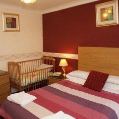 Clifton Hotel Глазго детские мероприятия