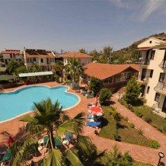 Mavi Belce Hotel Турция, Олюдениз - 1 отзыв об отеле, цены и фото номеров - забронировать отель Mavi Belce Hotel онлайн балкон