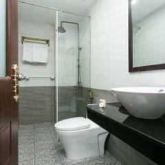 Отель Golden Palm Villa Вьетнам, Хойан - отзывы, цены и фото номеров - забронировать отель Golden Palm Villa онлайн ванная фото 2