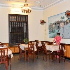 Отель Huy Hoang River Хойан интерьер отеля