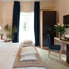Отель c-hotels Club House Roma 4* Стандартный номер с различными типами кроватей фото 23