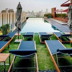 Отель Mercure Bangkok Siam бассейн фото 2