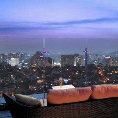 Отель Mercure Ambassador Seoul Gangnam Sodowe комната для гостей фото 4