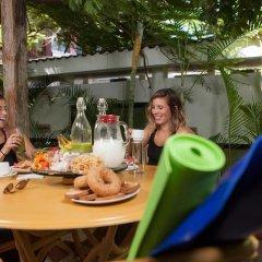 Отель Brujas-maravillosa Habitación 2p en Mazatlán питание фото 3