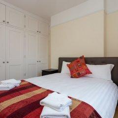 Отель 1 Bedroom Flat In Belsize Park комната для гостей фото 3