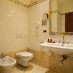 Отель Alba Palace Hotel Италия, Флоренция - 3 отзыва об отеле, цены и фото номеров - забронировать отель Alba Palace Hotel онлайн ванная