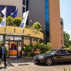 Отель Best Western Blu Hotel Roma Италия, Рим - отзывы, цены и фото номеров - забронировать отель Best Western Blu Hotel Roma онлайн парковка