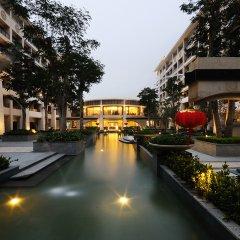 Отель Le Meridien Xiamen Китай, Сямынь - отзывы, цены и фото номеров - забронировать отель Le Meridien Xiamen онлайн приотельная территория фото 2