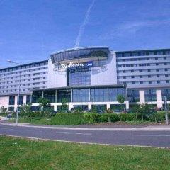 Отель Radisson Blu Manchester Airport Манчестер спортивное сооружение