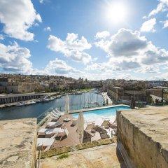 Отель Cugo Gran Macina Grand Harbour Мальта, Гранд-Харбор - отзывы, цены и фото номеров - забронировать отель Cugo Gran Macina Grand Harbour онлайн пляж