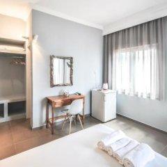 Отель Xenios Hotel Греция, Пефкохори - отзывы, цены и фото номеров - забронировать отель Xenios Hotel онлайн комната для гостей фото 4
