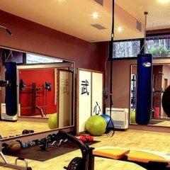 Aquarelle Hotel & Villas фитнесс-зал