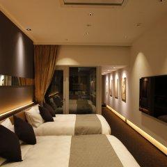 Отель Risveglio Akasaka Япония, Токио - отзывы, цены и фото номеров - забронировать отель Risveglio Akasaka онлайн комната для гостей фото 5