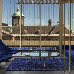 Отель W Amsterdam бассейн