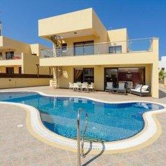 Отель Artemis Villa Кипр, Протарас - отзывы, цены и фото номеров - забронировать отель Artemis Villa онлайн бассейн фото 2