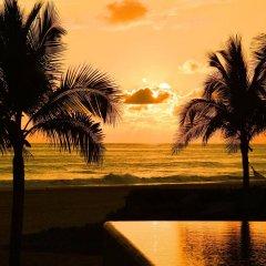 Отель Las Palmas Beachfront Villas Мексика, Коакоюл - отзывы, цены и фото номеров - забронировать отель Las Palmas Beachfront Villas онлайн пляж фото 2