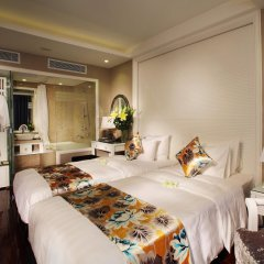 Golden Silk Boutique Hotel комната для гостей фото 4