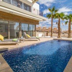 Отель Espanatour Villa Guadiana Испания, Ориуэла - отзывы, цены и фото номеров - забронировать отель Espanatour Villa Guadiana онлайн бассейн
