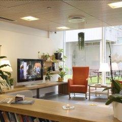 Отель St. Olav Норвегия, Тронхейм - отзывы, цены и фото номеров - забронировать отель St. Olav онлайн интерьер отеля фото 2
