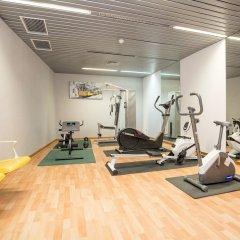 Hotel 3K Madrid фитнесс-зал