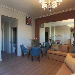 Апартаменты Arbat House Apartment on Nikitsky Bulvar Москва комната для гостей