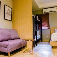 Отель GN Luxury Hostel Таиланд, Бангкок - отзывы, цены и фото номеров - забронировать отель GN Luxury Hostel онлайн комната для гостей фото 4