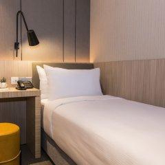 Отель Aerotel Guangzhou (In International Departure Hall Airside, after immi комната для гостей фото 4