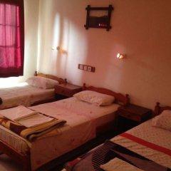 Flower Pension Hotel сейф в номере