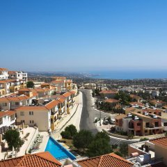 Отель Club Coral View Resort балкон