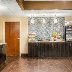 Отель Quality Inn & Suites Mall of America - MSP Airport США, Блумингтон - отзывы, цены и фото номеров - забронировать отель Quality Inn & Suites Mall of America - MSP Airport онлайн питание