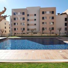 Отель Rigat Испания, Льорет-де-Мар - отзывы, цены и фото номеров - забронировать отель Rigat онлайн бассейн