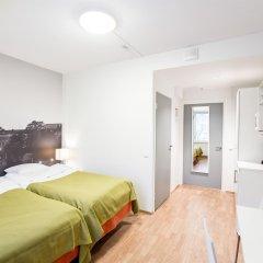 Отель Forenom Aparthotel Helsinki Herttoniemi комната для гостей фото 5