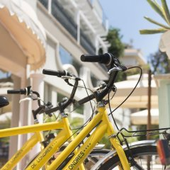 Отель De Londres Италия, Римини - 9 отзывов об отеле, цены и фото номеров - забронировать отель De Londres онлайн фото 8